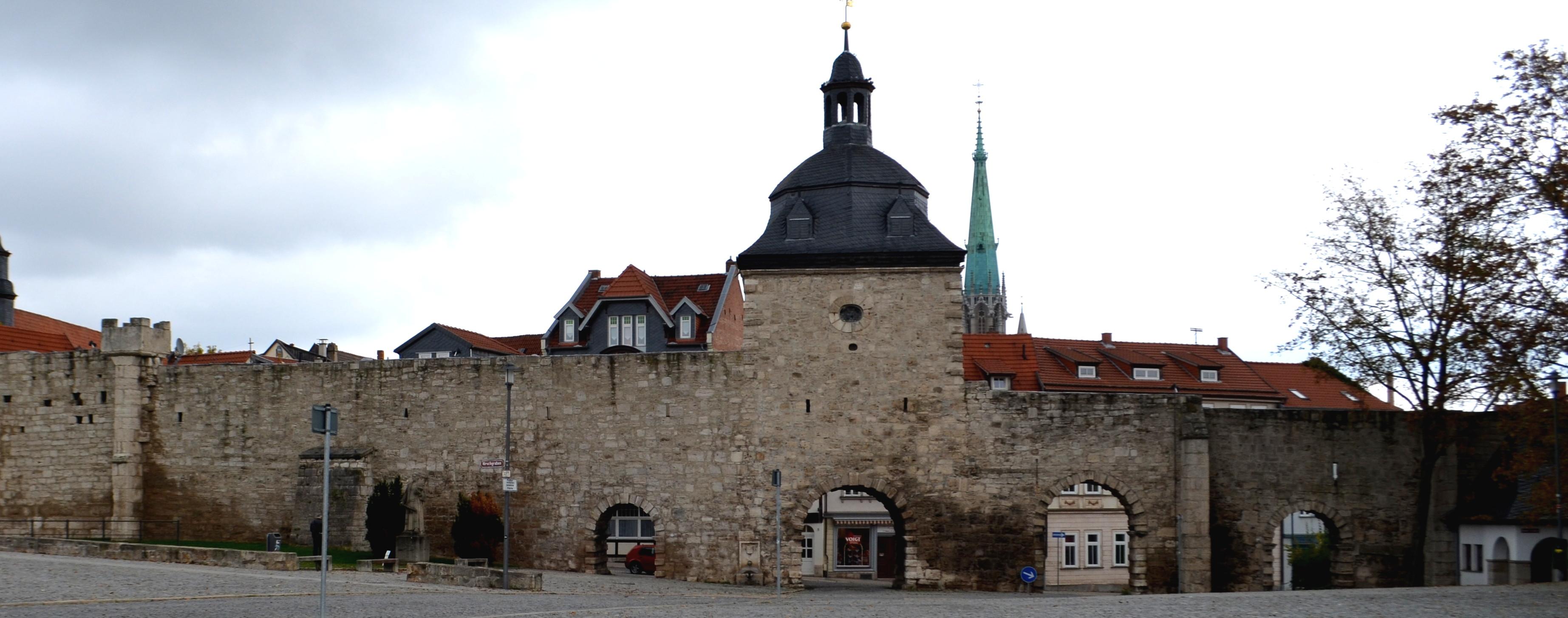 Frauentor Mühlhausen