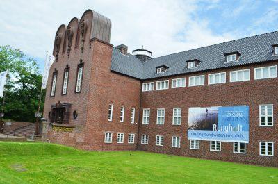 Husum: Nissenhaus: Rungholt Ausstellung 2016