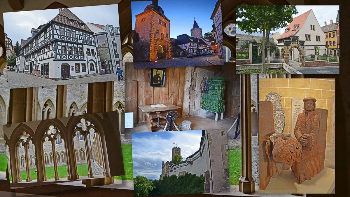 ationen zweier Reisen: Orte der Reformation in Sachsen, Sachsen-Anhalt und Thüringen. © Foto: Uwe von Schirp